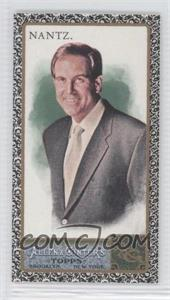2011 Topps Allen & Ginter's Mini Black Border #187 - Jim Nantz