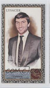 2011 Topps Allen & Ginter's Mini Black Border #93 - Evan Lysacek
