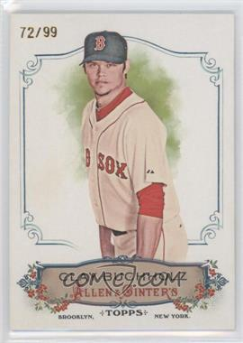 2011 Topps Allen & Ginter's Rip Cards Ripped #RC87 - Clay Buchholz /99