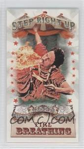 2011 Topps Allen & Ginter's Step Right Up! Minis #SRU2 - Fire Breathing
