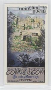 2011 Topps Allen & Ginter's Uninvited Guests Minis #UG1 - Bachelor's Grove Cemetery