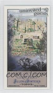 2011 Topps Allen & Ginter's Uninvited Guests Minis #UG1 - [Missing]