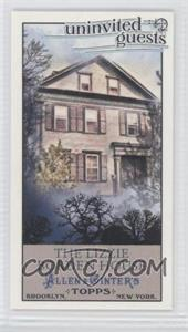 2011 Topps Allen & Ginter's Uninvited Guests Minis #UG10 - [Missing]