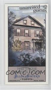2011 Topps Allen & Ginter's Uninvited Guests Minis #UG10 - The Lizzie Borden House