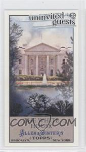 2011 Topps Allen & Ginter's Uninvited Guests Minis #UG2 - [Missing]