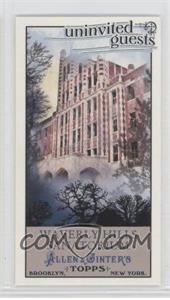 2011 Topps Allen & Ginter's Uninvited Guests Minis #UG3 - Waverly Hills Sanatorium