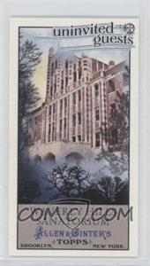 2011 Topps Allen & Ginter's Uninvited Guests Minis #UG3 - Waverly Hills Sanatorium