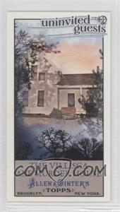 2011 Topps Allen & Ginter's Uninvited Guests Minis #UG4 - [Missing]