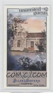 2011 Topps Allen & Ginter's Uninvited Guests Minis #UG4 - The Villisca Axe Murder House