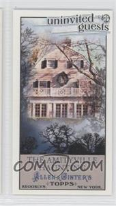 2011 Topps Allen & Ginter's Uninvited Guests Minis #UG5 - The Amityville Haunting