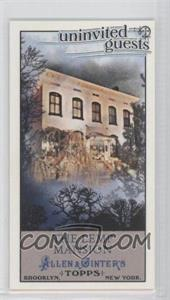 2011 Topps Allen & Ginter's Uninvited Guests Minis #UG6 - The Lemp Mansion