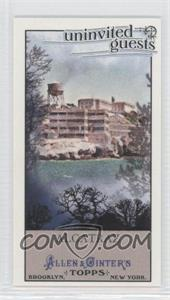 2011 Topps Allen & Ginter's Uninvited Guests Minis #UG7 - Alcatraz