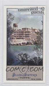 2011 Topps Allen & Ginter's Uninvited Guests Minis #UG7 - [Missing]