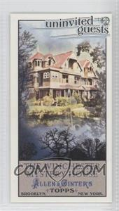 2011 Topps Allen & Ginter's Uninvited Guests Minis #UG8 - [Missing]
