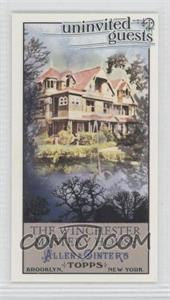 2011 Topps Allen & Ginter's Uninvited Guests Minis #UG8 - The Winchester Mystery House
