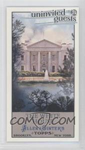 2011 Topps Allen & Ginter's Uninvited Guests Minis #UGN/A - [Missing]