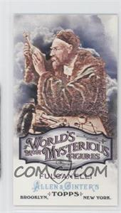 2011 Topps Allen & Ginter's World's Most Mysterious Figures Minis #WMF4 - Fulcanelli