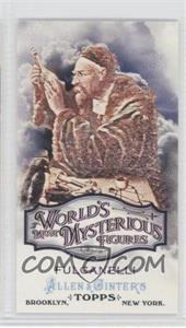 2011 Topps Allen & Ginter's World's Most Mysterious Figures Minis #WMF4 - [Missing]
