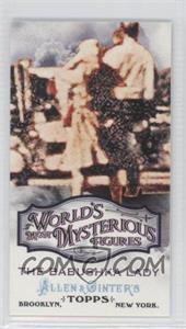 2011 Topps Allen & Ginter's World's Most Mysterious Figures Minis #WMF9 - [Missing]