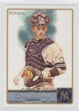 2011 Topps Allen & Ginter's #144 - Jorge Posada
