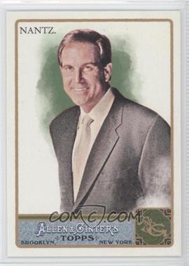 2011 Topps Allen & Ginter's #187 - Jim Nash