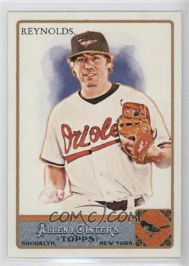 2011 Topps Allen & Ginter's #321 - Mark Reynolds