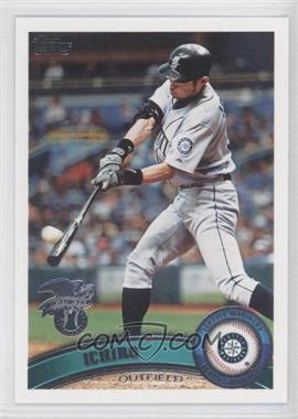 2011 Topps American League All-Star Team #AL10 - Ichiro Suzuki