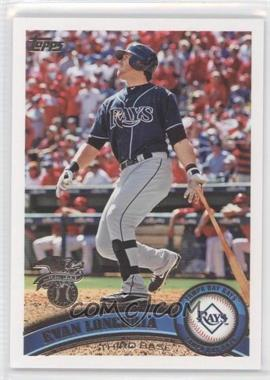 2011 Topps American League All-Star Team #AL12 - Evan Longoria