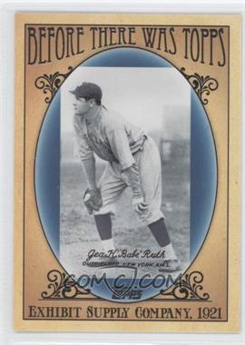 2011 Topps Before There was Topps #BTT4 - Babe Ruth