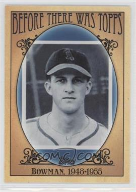 2011 Topps Before There was Topps #BTT7 - Stan Musial