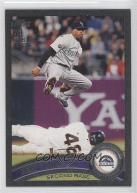 2011 Topps Black 60 Years of Collecting #139 - Eric Young /60