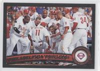 Philadelphia Phillies Team /60