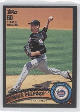 2011 Topps Black 60 Years of Collecting #542 - Mike Pelfrey /60