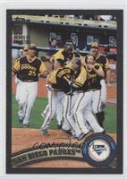 San Diego Padres Team /60