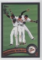 Baltimore Orioles Team /60