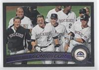 Colorado Rockies Team /60