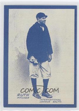 2011 Topps CMG Worldwide Vintage Reprints #CMGR-1 - Babe Ruth