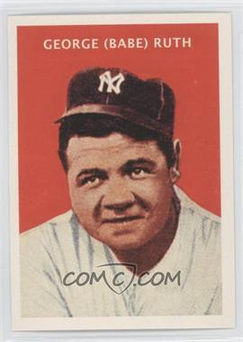 2011 Topps CMG Worldwide Vintage Reprints #CMGR-2 - Babe Ruth