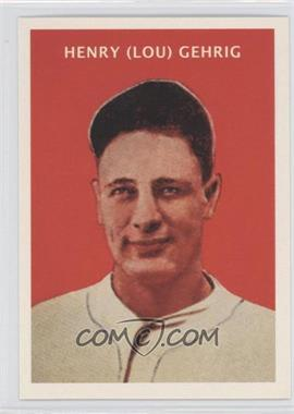 2011 Topps CMG Worldwide Vintage Reprints #CMGR-20 - Lou Gehrig
