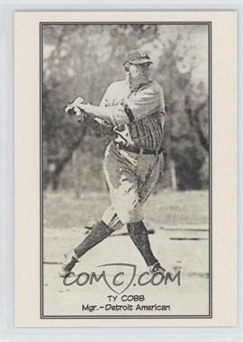 2011 Topps CMG Worldwide Vintage Reprints #CMGR-25 - Ty Cobb