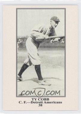 2011 Topps CMG Worldwide Vintage Reprints #CMGR-28 - Ty Cobb