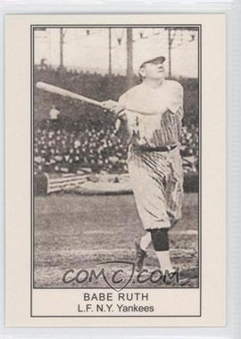 2011 Topps CMG Worldwide Vintage Reprints #CMGR-5 - Babe Ruth