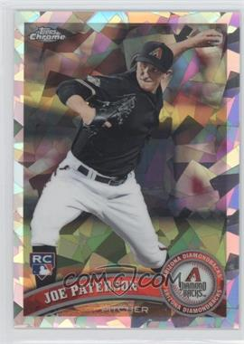 2011 Topps Chrome Atomic Refractor #213 - Joe Paterson /225