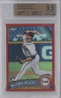 Brandon Beachy /25 [BGS 9.5]