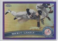 Mickey Mantle /499