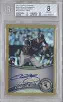 Chris Sale /50 [BGS 8]