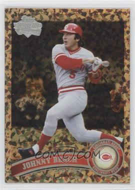 2011 Topps Cognac Diamond Anniversary #198.1 - Johnny Bench