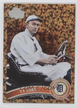 2011 Topps Cognac Diamond Anniversary #200 - Ty Cobb