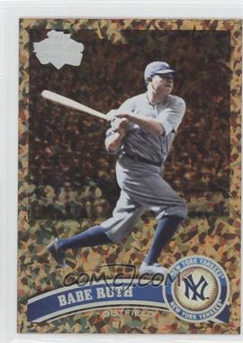 2011 Topps Cognac Diamond Anniversary #271.2 - Babe Ruth (Legends)