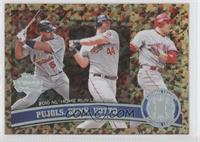Albert Pujols, Adam Dunn, Joey Votto
